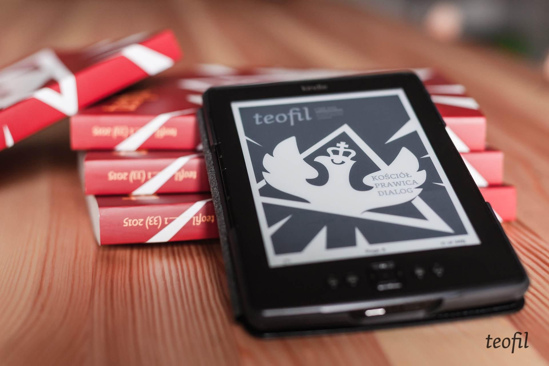 E-Teofil. Inspirujemy elektronicznie!